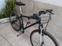 """Bike Aro 26"""" Quadro 17"""" Câmbios Shimano (Aceito Cartão)"""