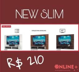 PAINEL New slim 3 Cores disponíveis 2 divisórias