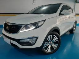 Kia Sportage EX 2.0 Flex 4x2 Automático, Teto Solar Panoramico, IPVA 2020 Pago