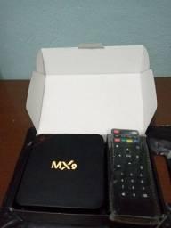 Conversor Smart TV Box MX9 4K Ultra HD