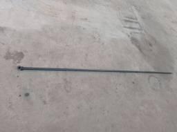 Cano de metal para instalação de linha de ar ou óleo
