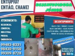 Título do anúncio: Trabalhamos  24 horas  em toda Manaus