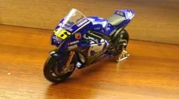 Miniatura Moto Yamaha Valentino Rossi 46 Moto Gp