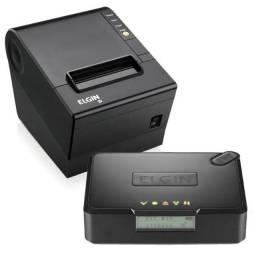 Equipamento SAT+ Impressora Térmica Elgin