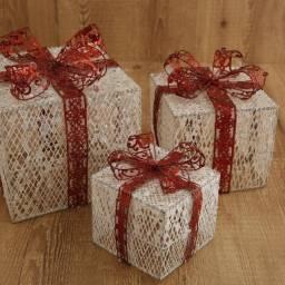 Caixas de presente decorativas