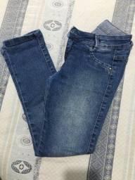Calças jeans menina
