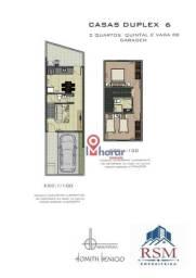 Casa à venda, 70 m² por R$ 210.000,00 - Jardim dos Alfineiros - Juiz de Fora/MG