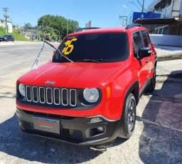 Jeep Renegade 2016 Automática 1.8