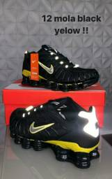 Vendo Tênis Nike Shox refletivel ( 160 com entrega)