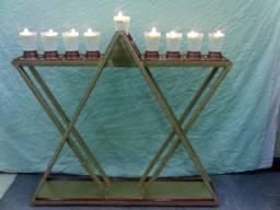 Lamparina a Óleo de Soja Shalom