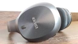 Fone Bluetooth W800BT 5.0 Over-Ear - Edifier - Usado - 100% Funcional