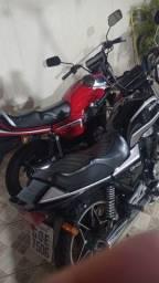 Vendo moto CB450