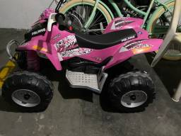 Quadriciclo elétrico importado infantil