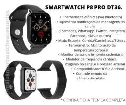 Smartwatch P8 Pro - DT36