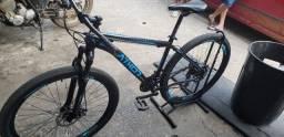 Vendo bicicleta Athor Titan 21 marcha, quadro de alumínio
