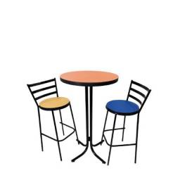 Título do anúncio: jogo alto de bistro ideal  para bares,lanchonete,choperia,hamburgueria