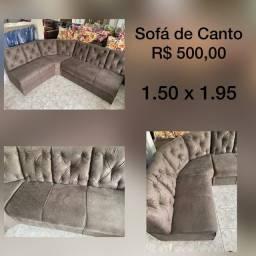 Sofá de Canto ( 3 modulos)