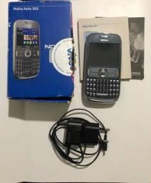 Nokia asha 302 só funciona Vivo