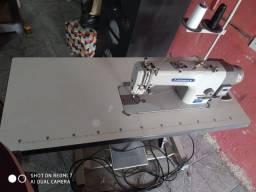 Maquina de costura industrial eletrônica (usada)