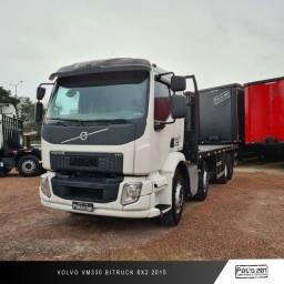 Volvo Vm330 Bitruck 4º Eixo Porta Container 2015 Vm 330