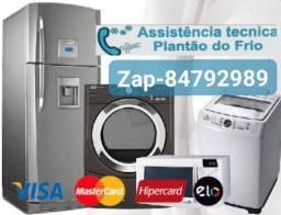 Assistência técnica de refrigeração e climatização