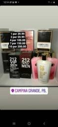 Quer ganhar um extra!! Perfumes e hidratantes importados.