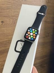 Apple Watch Serie 5 44mm - Até 12x R$249,90 no cartão! Na caixa, perfeito 44 mm