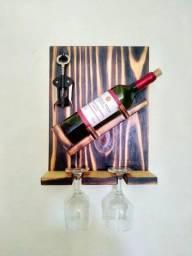 Móvel Planejado- Mini Adega de Vinho