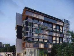 Apartamento com 1 dormitório à venda, 24 m² por R$ 231.000 - Cabo Branco - João Pessoa/PB