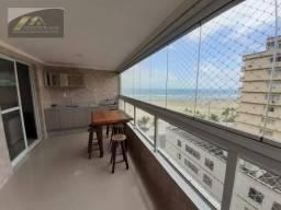 Apartamento com 2 dormitórios à venda, 99 m² por R$ 659.900 - Aviação - Praia Grande/SP