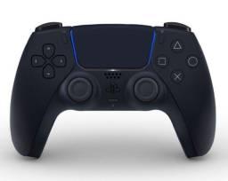 Controle Sony Dualsense Midnight Black (preto) - Ps5 - Lacrado