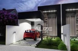 Casa nova de laje com 2 quartos (1 suíte) - Região da Vila A