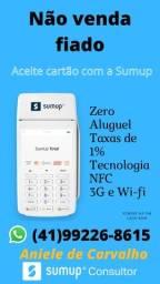 Máquinas de Cartão com NFC Sumup