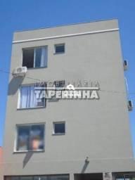 Apartamento à venda com 1 dormitórios em Duque de caxias, Santa maria cod:10605