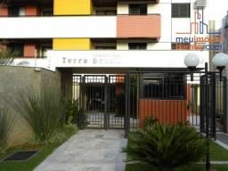 TERRA BRASIL - Apto com 3 dormitórios para alugar, 117 m² por R$ 1.850/mês - Gleba Palhano