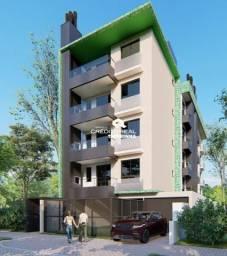 Apartamento à venda com 1 dormitórios em Camobi, Santa maria cod:100122