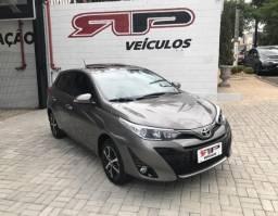 Yaris XLS 1.5 Flex Autom 6.700 km Troco e Financio