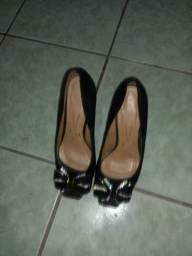 Vestido tamanho M sapato salto alto Nùmero 37