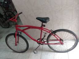 Bike semi usada.