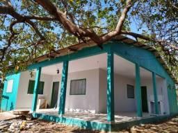 Alugando casa em chácara