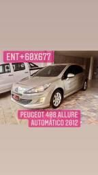 Peugeot 408 Allure Aut 2012