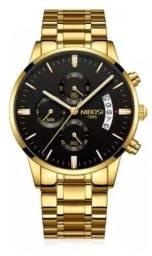 Relógio Nibosi 2309 em 5 opções - Entrega Grátis