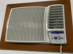 Ar condicionado janela springer minimaxi 12000 btus eletrônico 220v frio