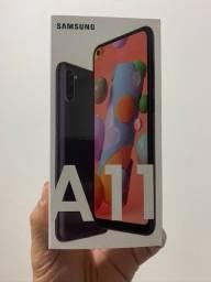 Samsung A11 - Novíssimo