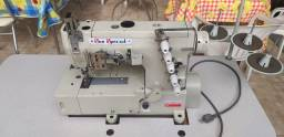 Maquina de costura Galoneira sun special semi-nova