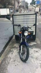 Honda fusco cargo 150F modelo triciclo
