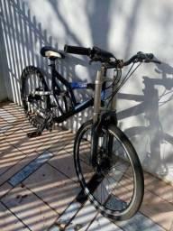 Bicicleta de amortecedor aro 26