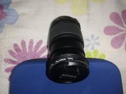 Lente Nikon 18x105 nova aceito cartão