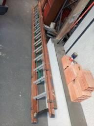 Escada de extensão fibra