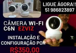 Câmera Segurança Hikvision